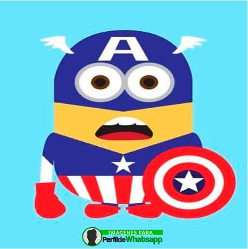 Imágenes de Minions Avengers (13)