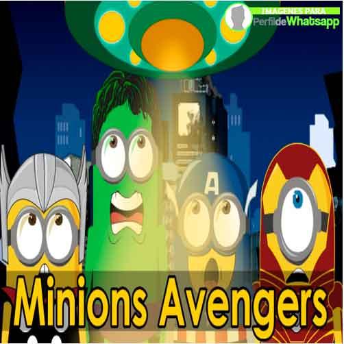 Imágenes de Minions Avengers (16)