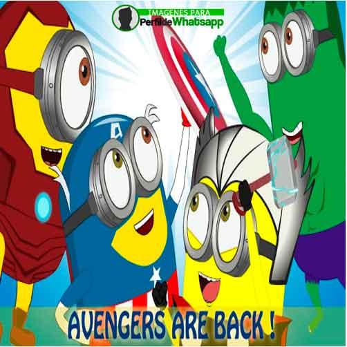 Imágenes de Minions Avengers (17)