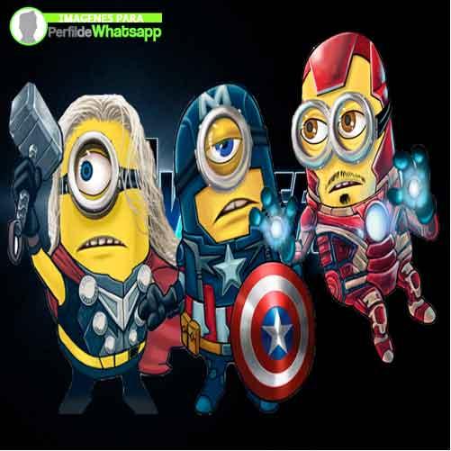 Imágenes de Minions Avengers (2)