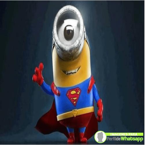 imágenes de minions superman 6