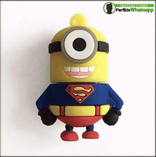 imágenes de minions superman 10